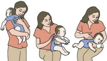 икота у новорожденного