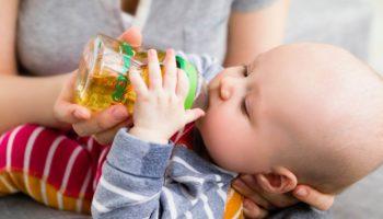 какие соки давать ребенку