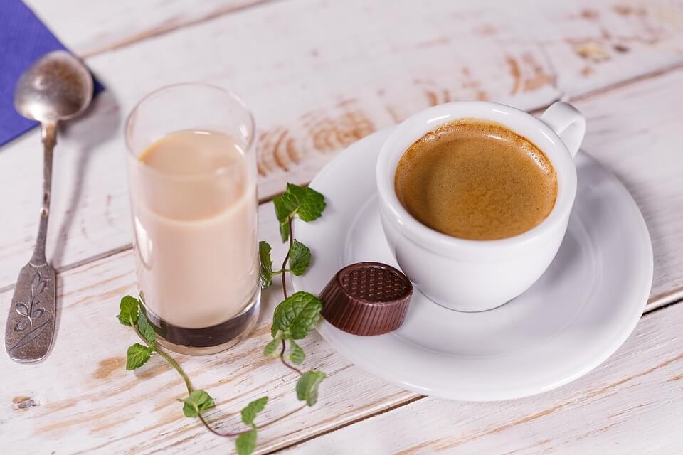 можно ли давать кофе детям