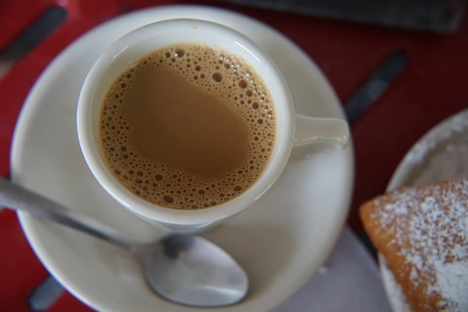 можно ли детям кофе с молоком