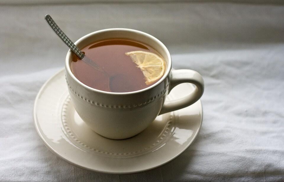 можно ли месячному ребенку чай