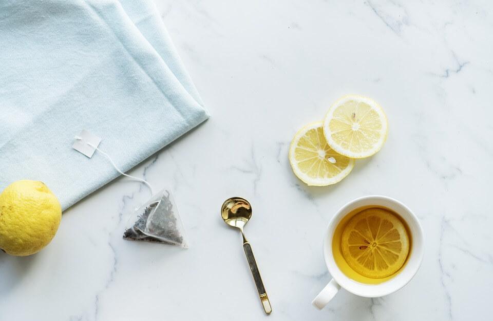 можно ли ребенку чай с лимоном