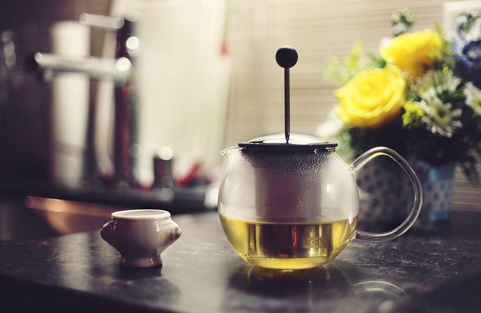 можно ли детям зеленый чай