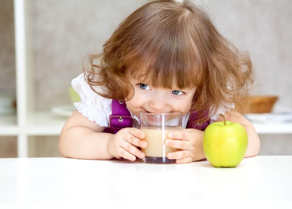 можно сок детям