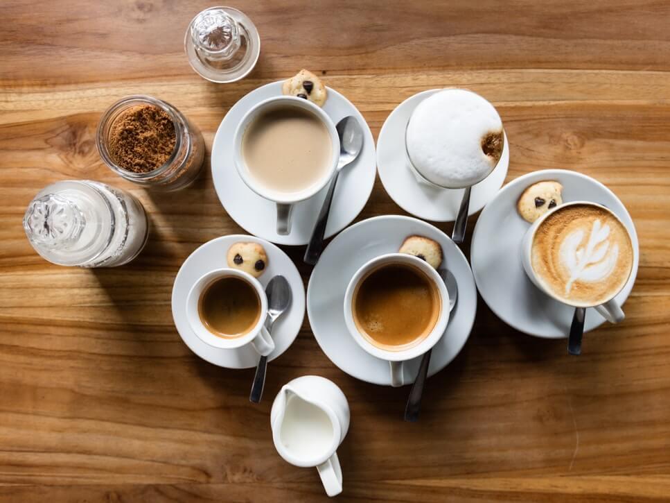 со скольки лет можно кофе детям