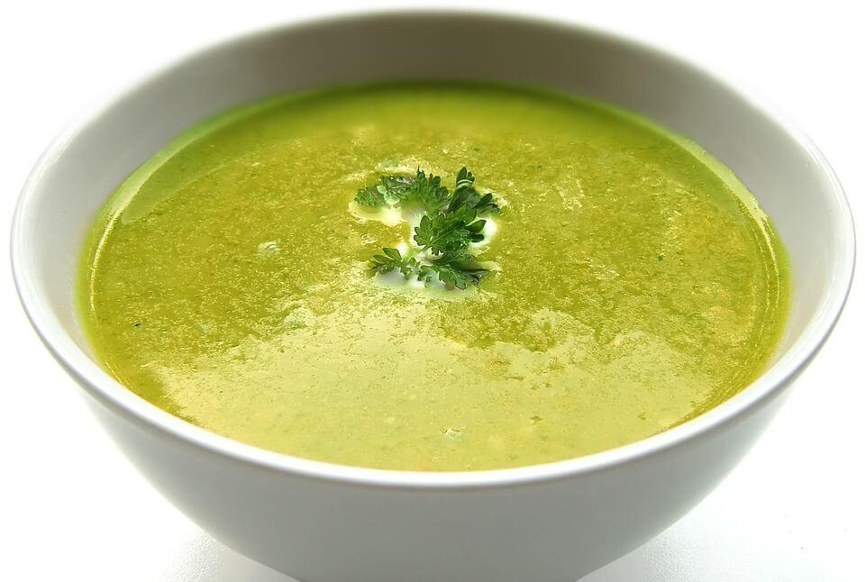 суп с сельдереем детям