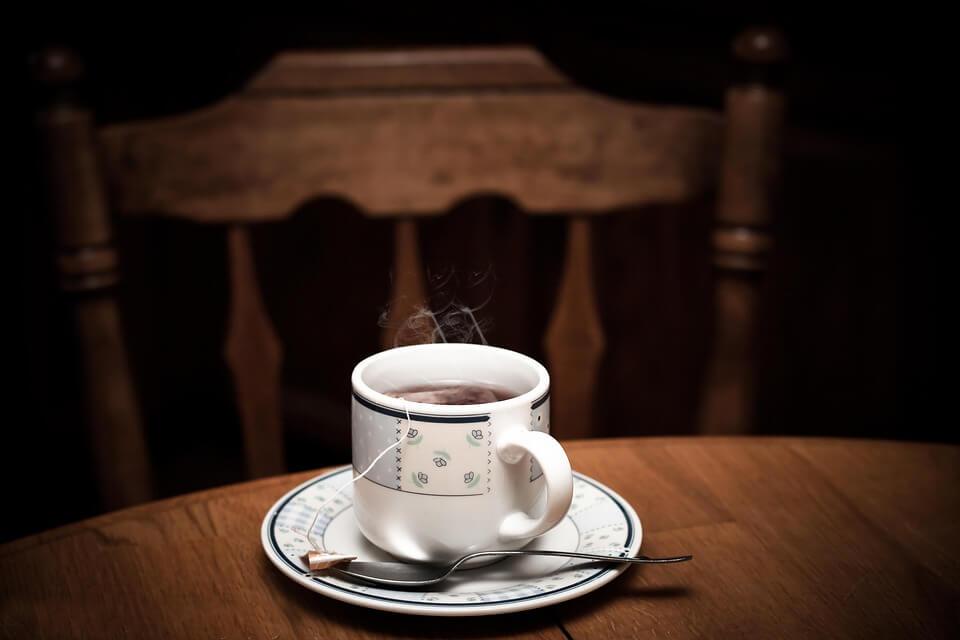 можно ли годовалому ребенку чай