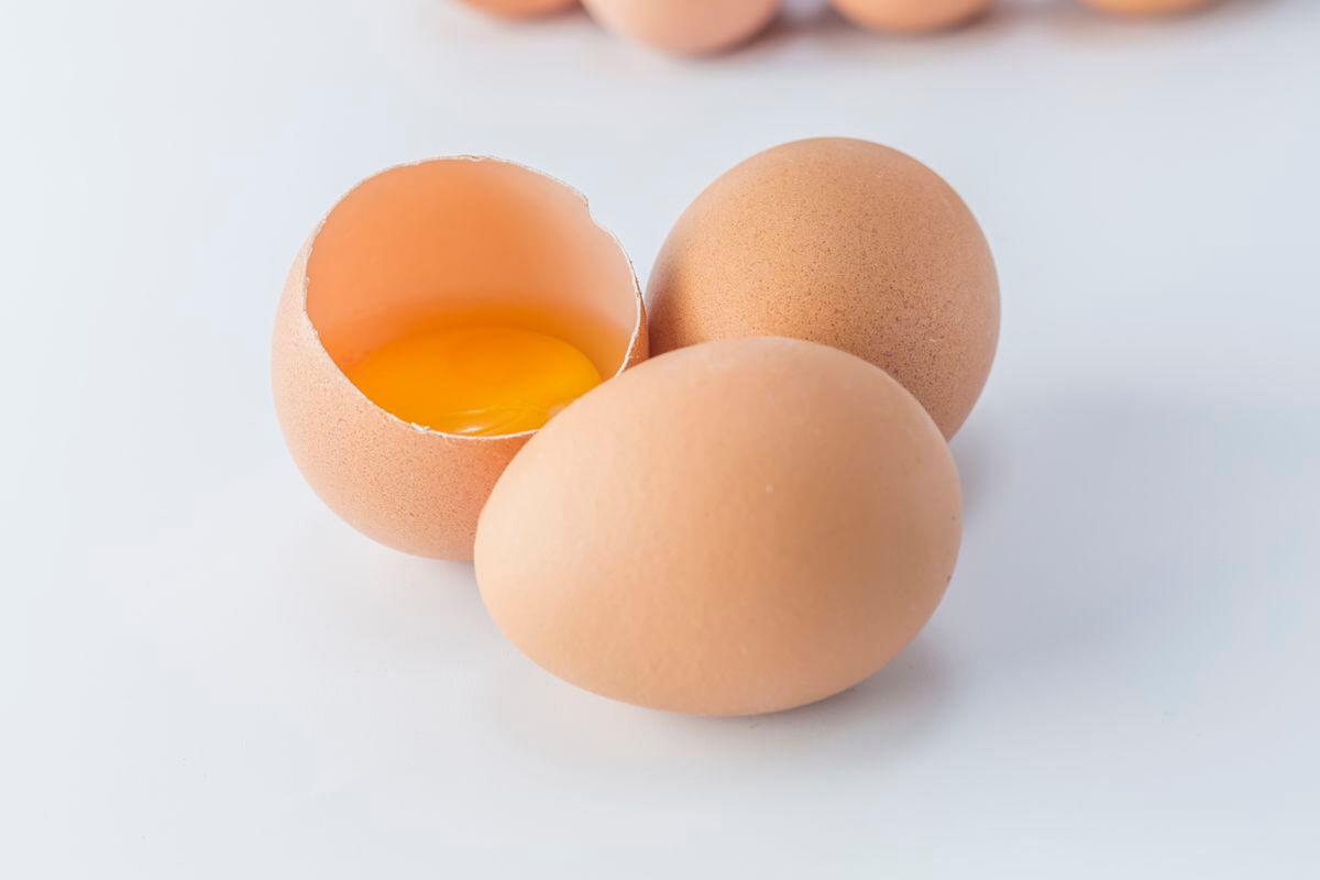 какие яйца можно давать ребенку