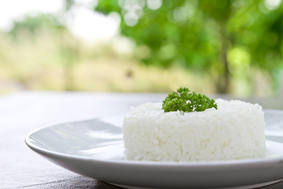 рис для детей рецепты