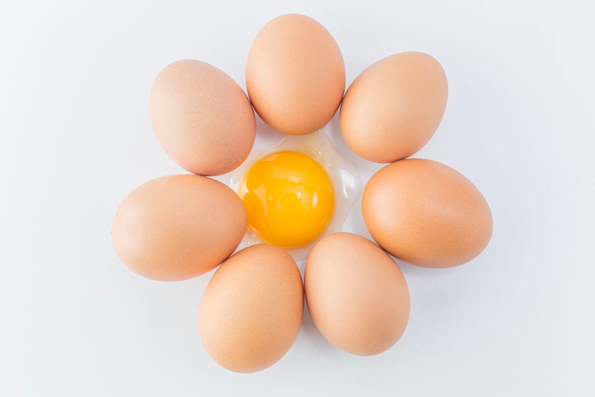 с какого возраста можно яйцо ребенку