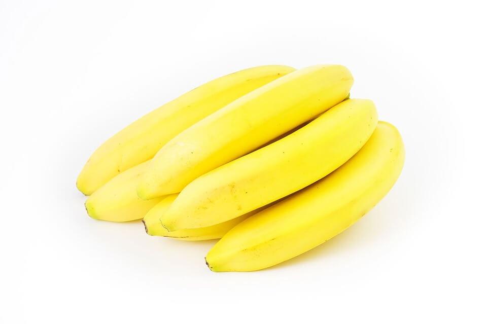 польза бананов для детей