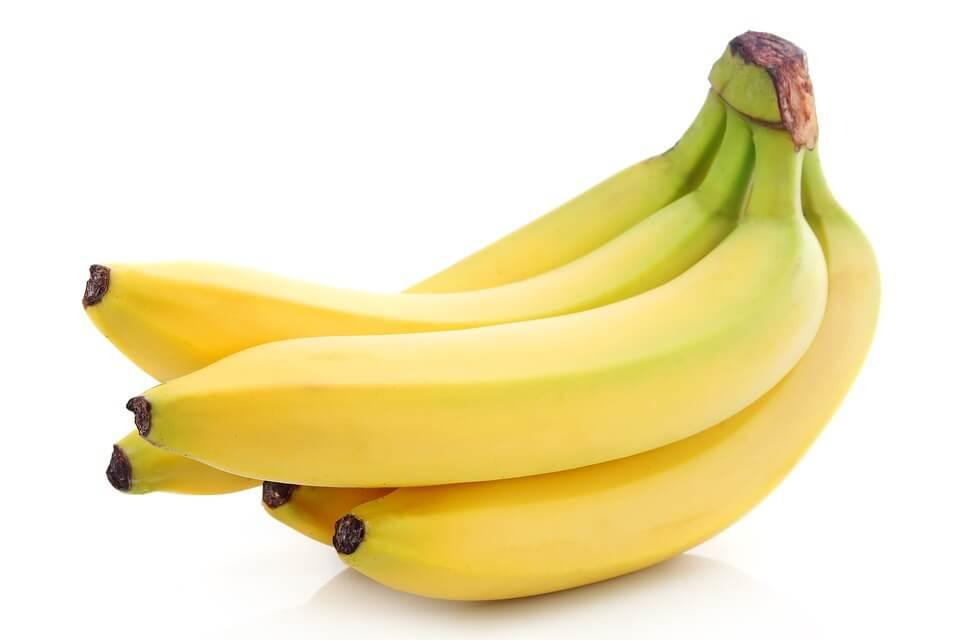 со скольки можно банан ребенку