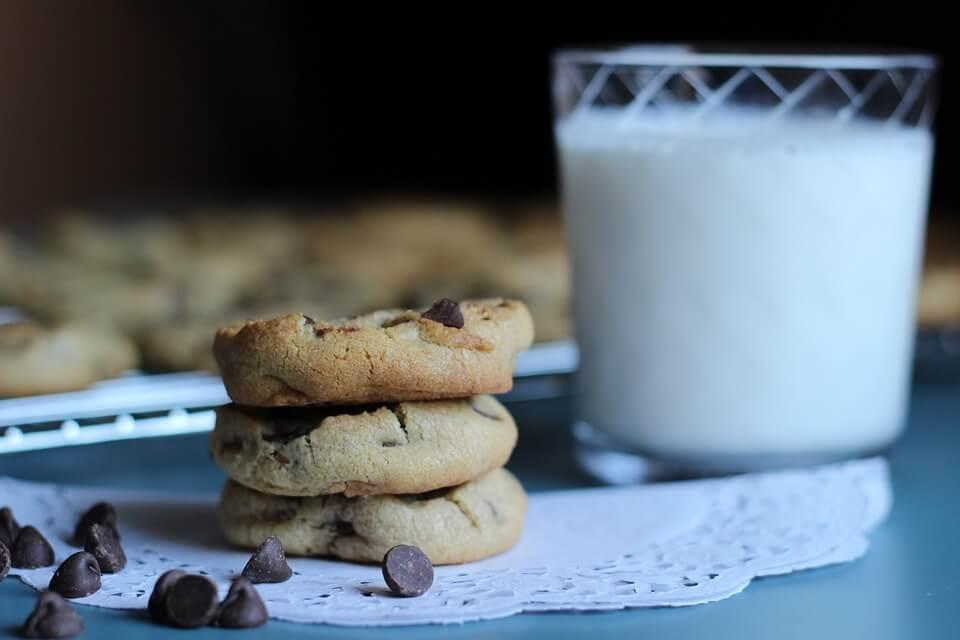 какое печенье при грудном вскармливании