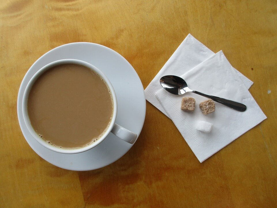 кофе с молоком беременным