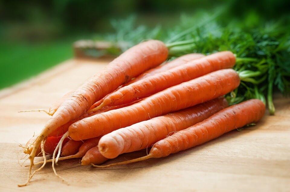 польза морковного сока для детей