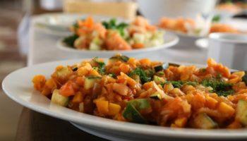 тушеные овощи при гв