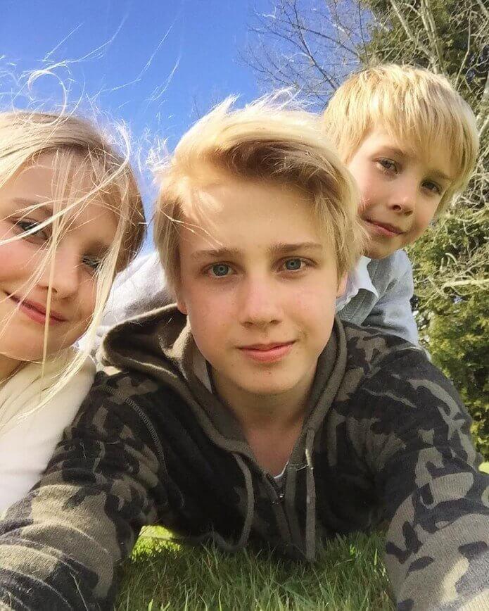 дети водяновой фото