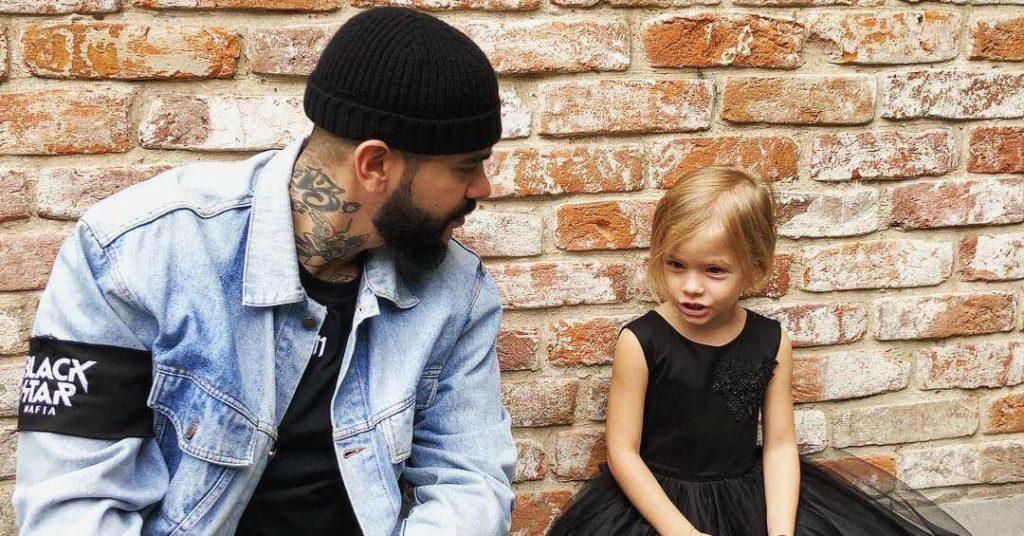 тимати с дочерью фото