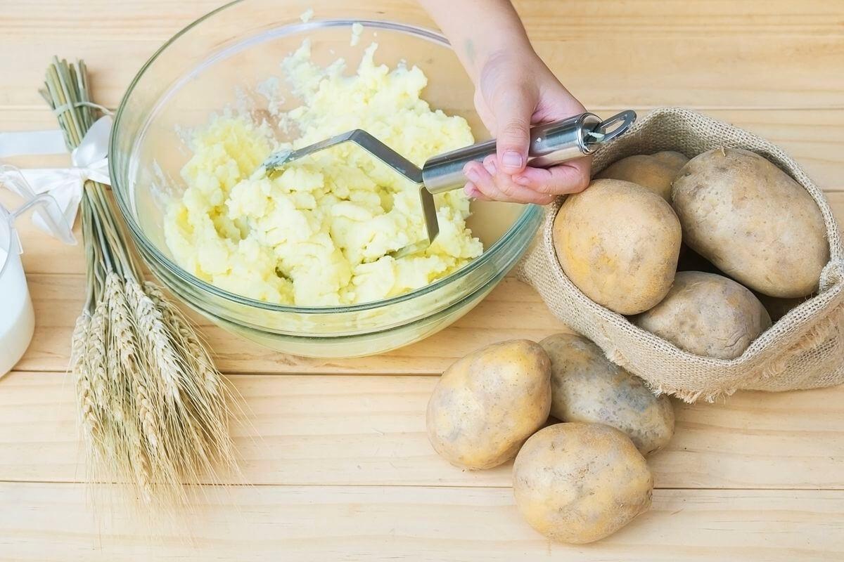 можно ли ребенку картофельное пюре