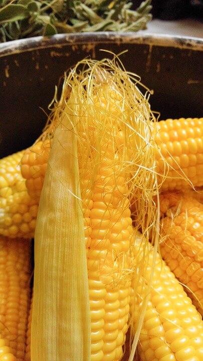 консервированная кукуруза детям