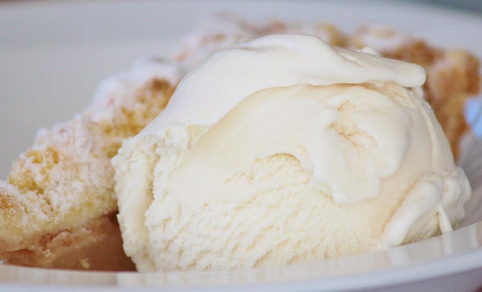 рецепт мороженого для детей