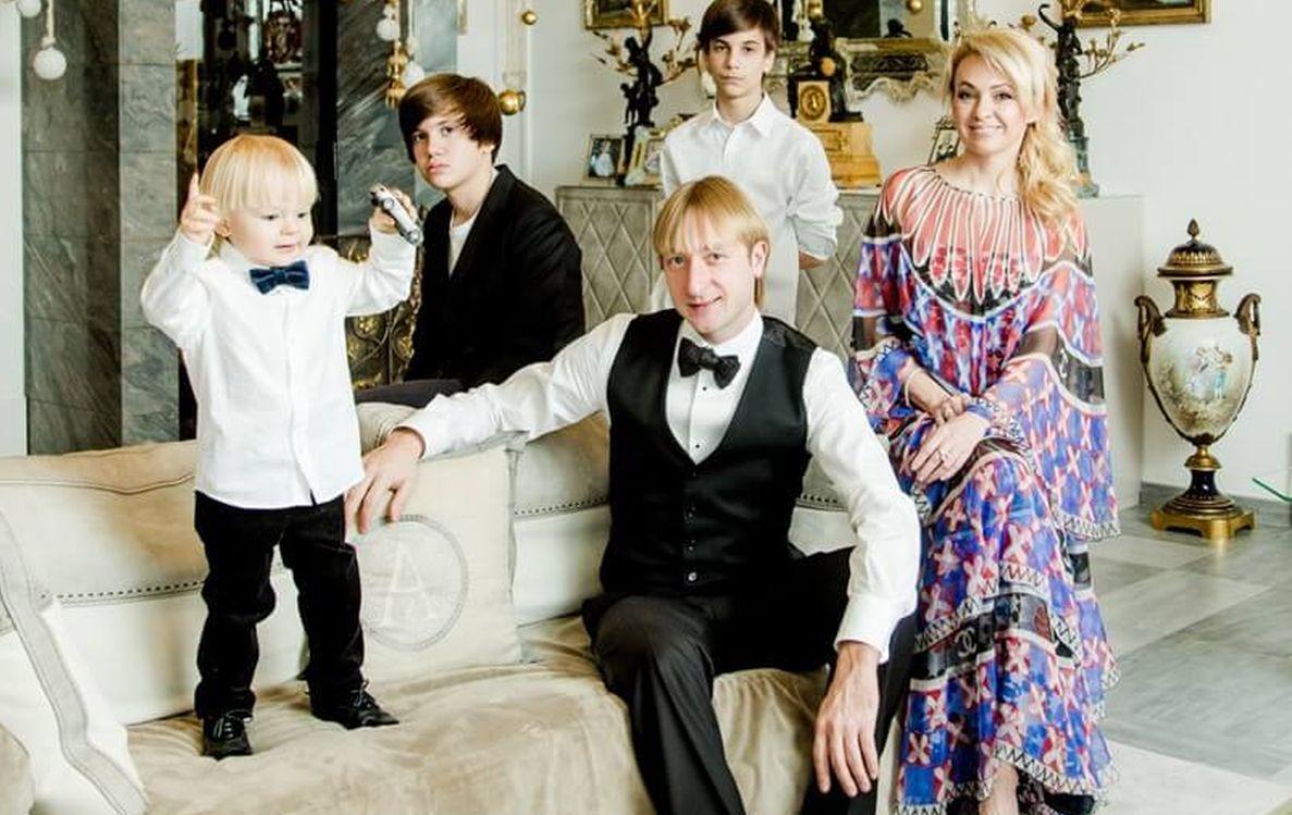 дети рудковской