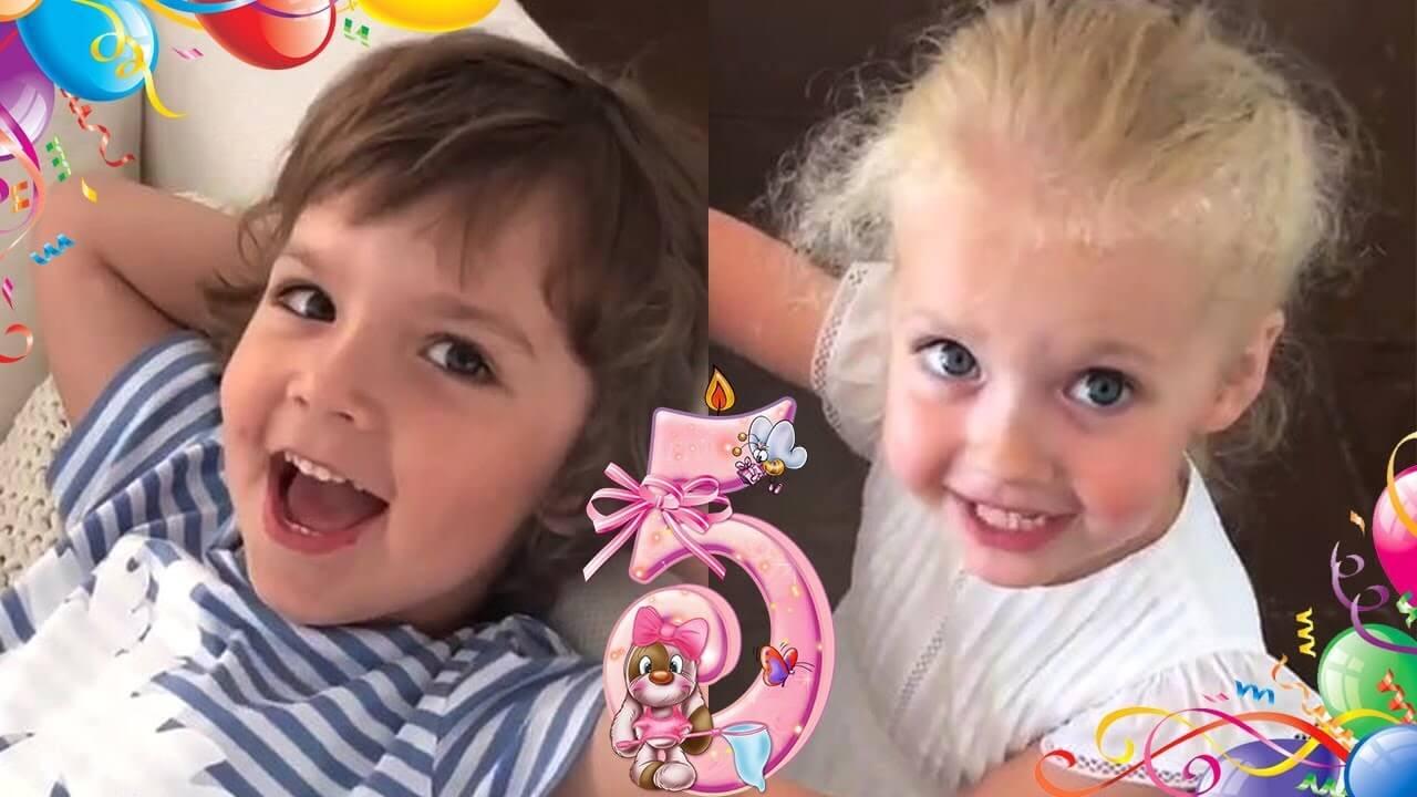дети пугачевой и галкина фото