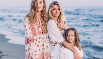 Дети Веры Брежневой: как воспитывает дочек звездная мама