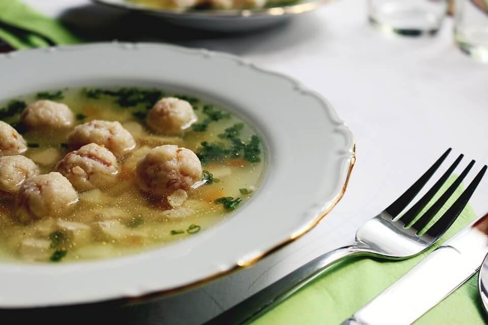 рыбный суп ребенку рецепт