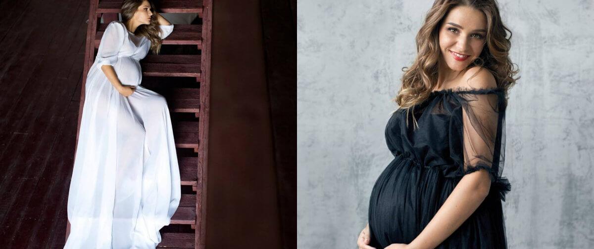 глафира тарханова беременна