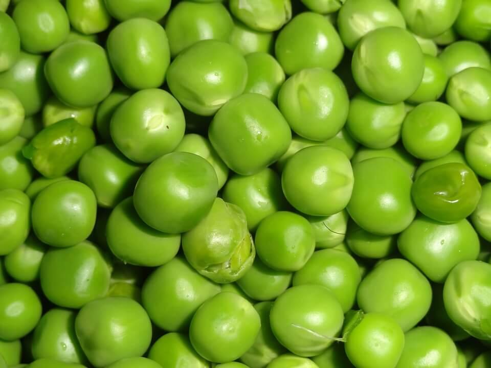 консервированный зеленый горошек детям