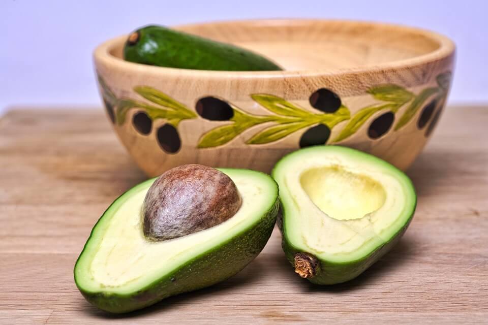 авокадо детям