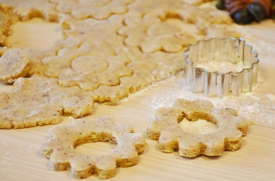 песочное печенье детям