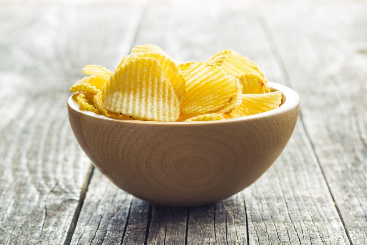 чипсы для детей