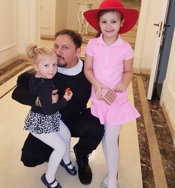 дети стаса михайлова фото