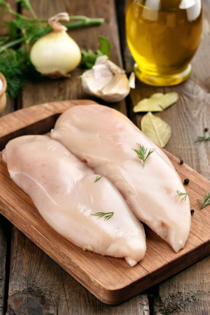 курица для детей рецепты