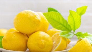Можно ли детям лимоны, с какого возраста