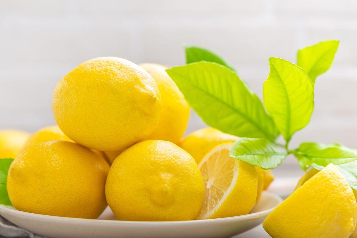 лимон для детей