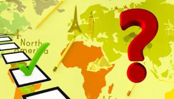 Тест – Сильны ли Вы в географии?