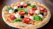 Пицца для всей семьи «Веселые выходные»