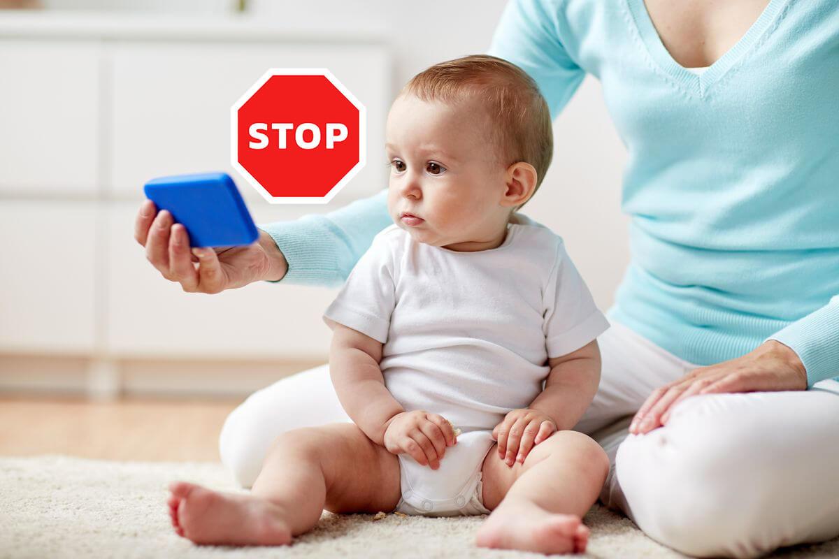 почему нельзя давать телефон детям