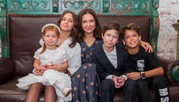 Сколько детей у Екатерины Климовой?