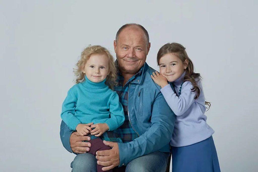 дети маклакова алексея
