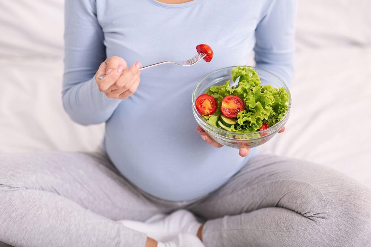 насколько поправляется беременная