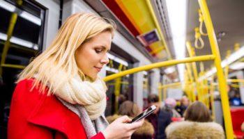 Никогда не болтайте по телефону в транспорте! История одного развода