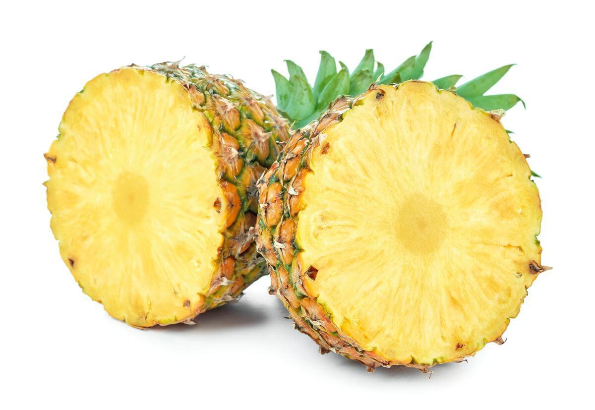 ананас для детей