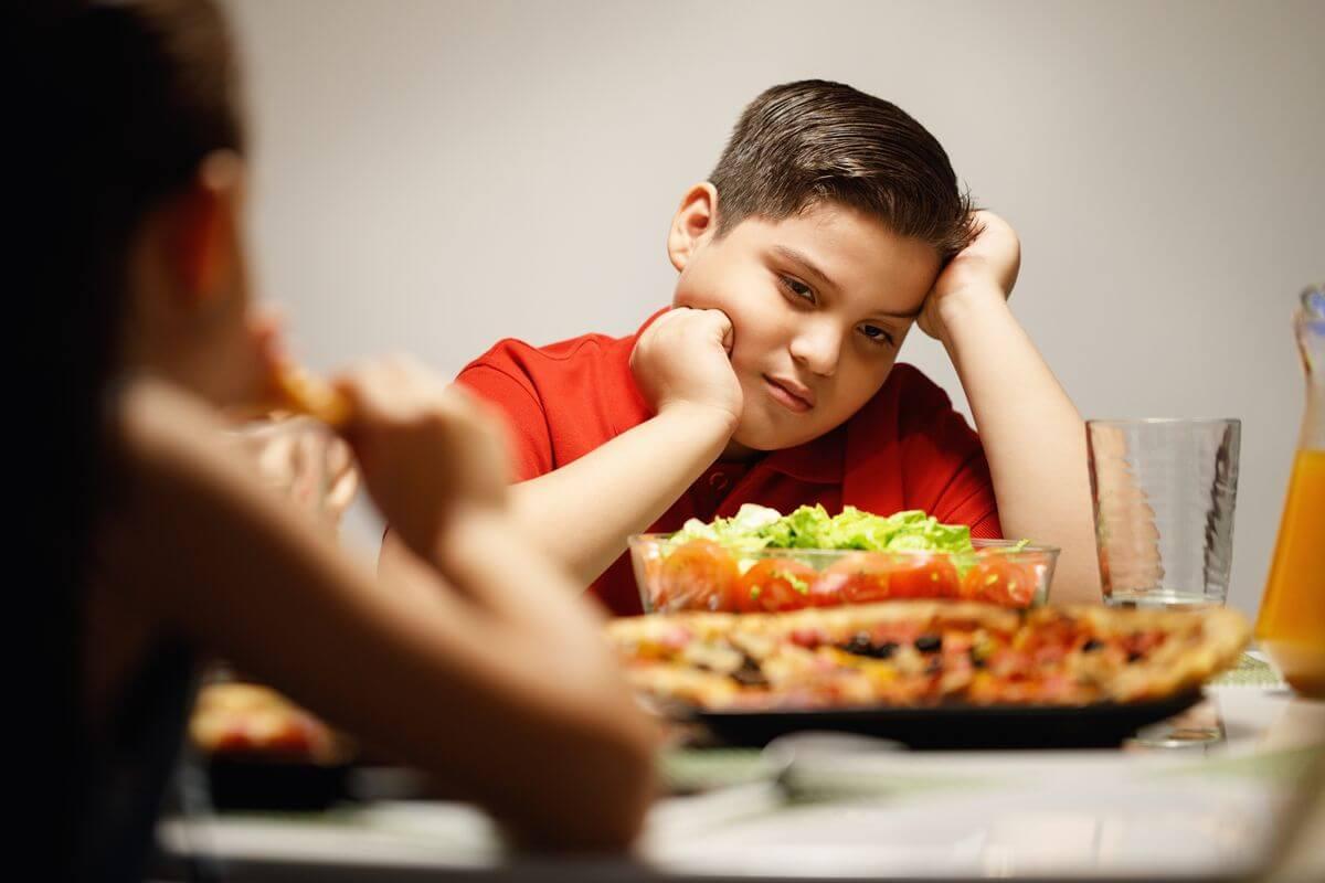 Ожирение в детском возрасте