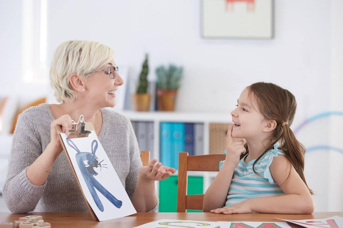 ребенок плохо говорит