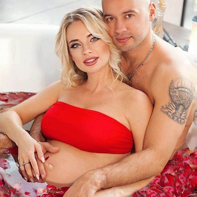 Кристина ослина беременна