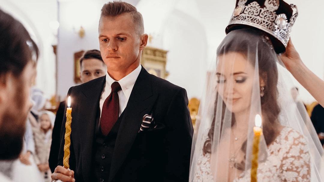 костенко тарасов венчание